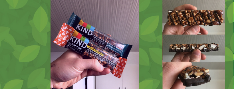 Kind Bar Nutrition Health wellness energy protein plant based review